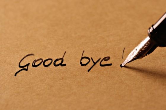 la revedere