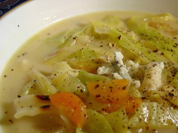 supa de vrza