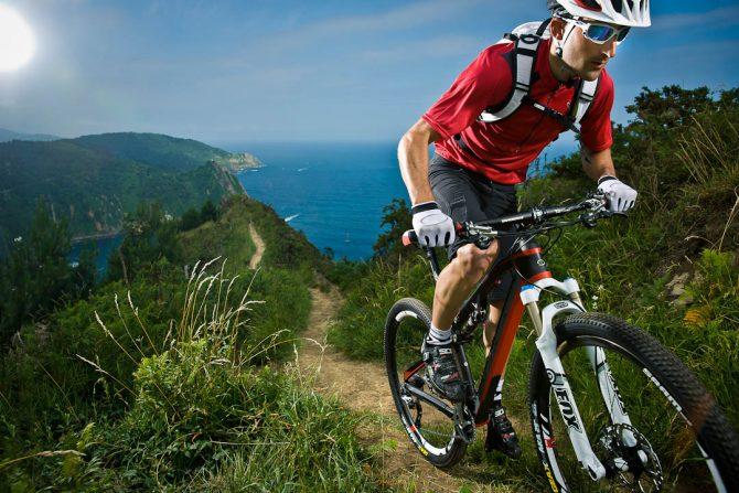 bicicleta de munte