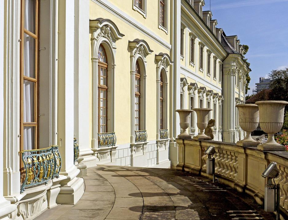 Balustrade ornamentale
