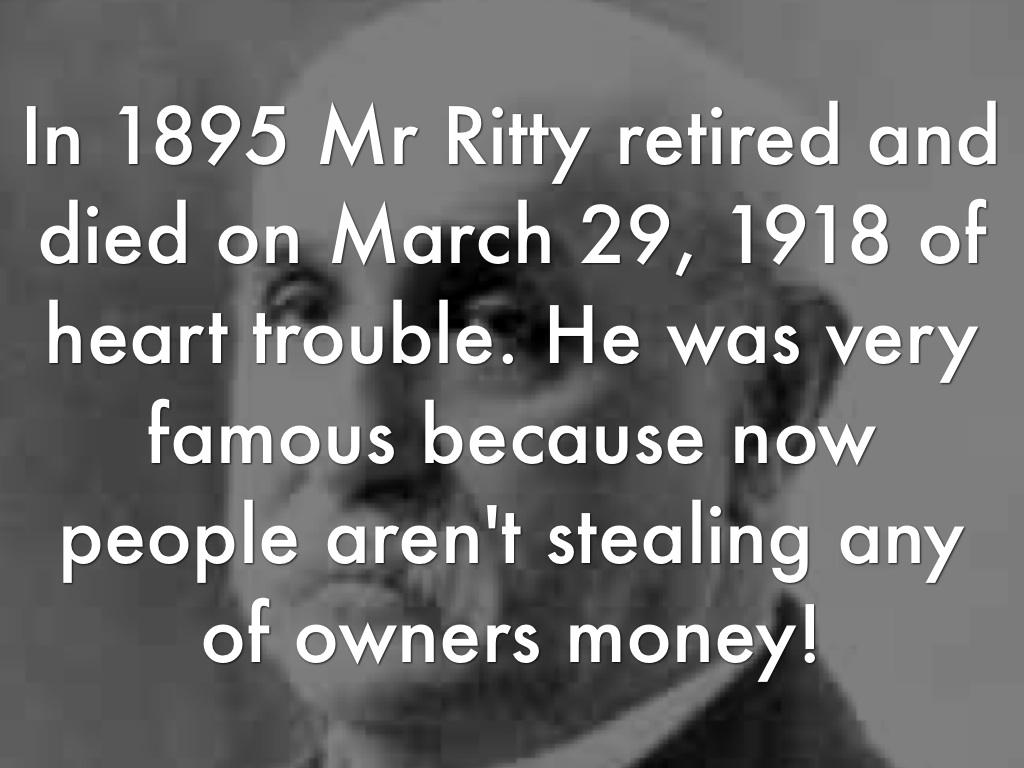 James Ritty