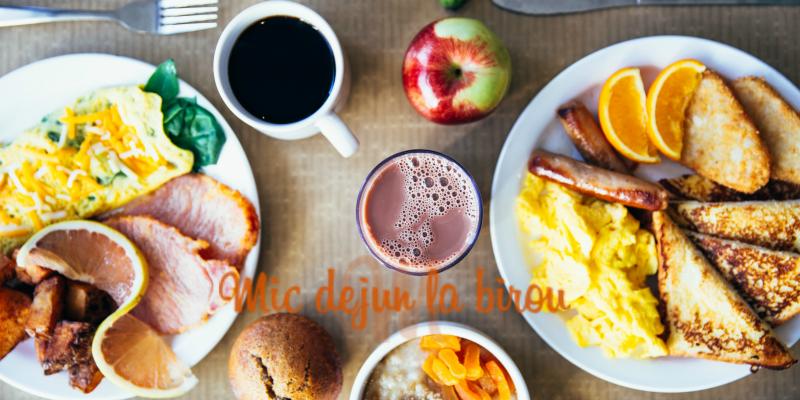 Preparate pentru mic dejun Bucuresti