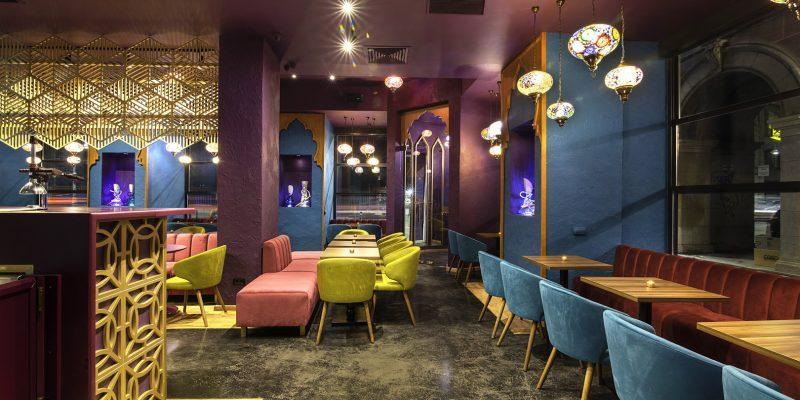 Coffee Shop Lounge Bar Bucharest