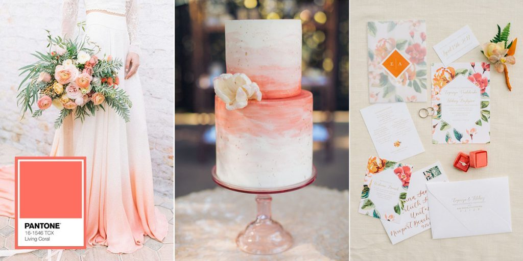 tendinte nunti 2019 - culori