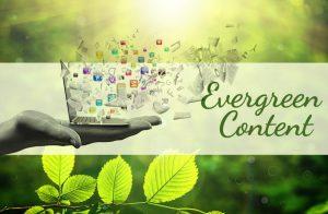 Iata 11 modalitati eficiente de a structura continutul vesnic verde de pe site