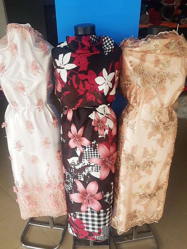tesaturi pentru rochii de ocazie
