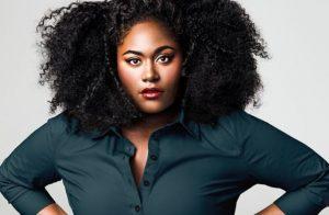 Partea a doua a interviului cu Danielle Brooks, model plus size si designer vestimentar