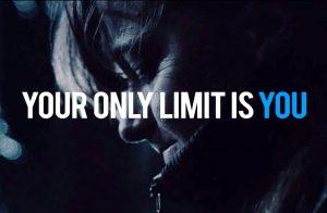Singura limita esti tu