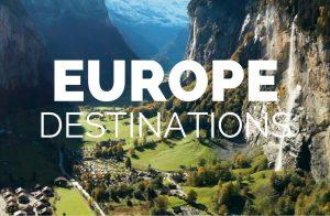 Cele mai frumoase destinatii in Europa - care este al tau