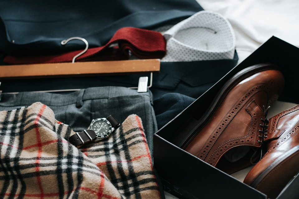 Colectii de haine la mana a doua