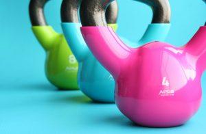 Antrenament fitness cu greutati