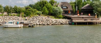 Cazare de lux in Maliuc Delta Dunarii